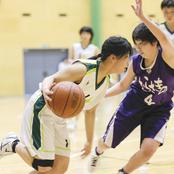 バスケ部が全国の強豪校と北陸大学学長杯を開催