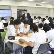 金沢高校と高大連携事業に関する協定を調印