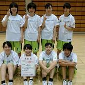 バスケットボール(女子)部 県会長杯初優勝