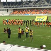 天皇杯全国サッカー選手権大会でAC長野パルセイロと対戦