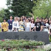 写真で振り返る留学生別科夏季コース
