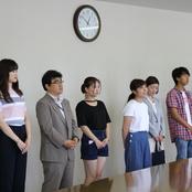 海外研修プログラム結団式
