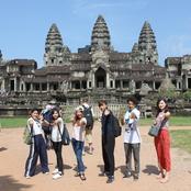 カンボジア研修レポート