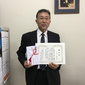 薬学部・村山次哉教授が北國がん基金研究助成受賞