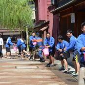 サムライ金沢「火伏せ祭り」を開催