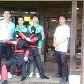 「サムライ金沢」が忍者の人形づくりに協力