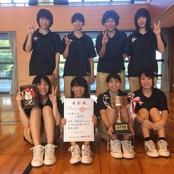 バスケットボール部(女子)が石川県選手権大会初優勝