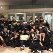 卓球部が北信越学生選手権で5連覇達成