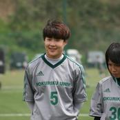 女子サッカー部 李孝敬選手が韓国代表に選出