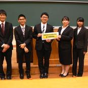 日本薬学会北陸支部第128回例会で 薬学部5年次生 5名が研究発表
