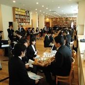 薬学部生対象の業界仕事研究セミナーを開催