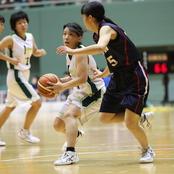 女子バスケットボール部が歴史的一歩