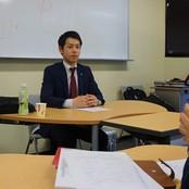 学内企業説明会出席企業インタビュー③