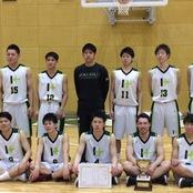 バスケットボール部が石川県学生選手権で男女アベック優勝