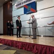 卓球部が石川県卓球連盟優秀賞受賞!