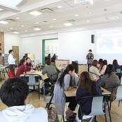 MOGUMOGUオープニング記念 留学体験報告会