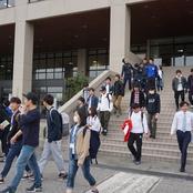 経済経営学部新入生「金沢ウォーク」実施