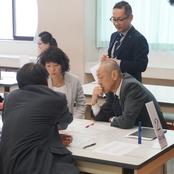 金沢高校教員研修会に本学教員が協力