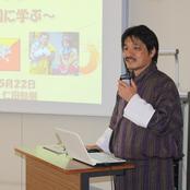 JICA北陸 仁田知樹支部長 国際協力を語る