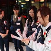 百万石まつり 救護ボランティアに医療保健学部生が参加