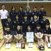 女子バスケットボール部 石川県総合選手権大会 2連覇!