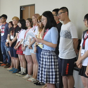 留学生別科 夏季コース開講
