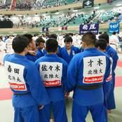 柔道部 全日本学生柔道優勝大会でベスト16入り!