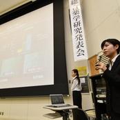 薬学部6年次生の総合薬学研究(卒研)発表会開催