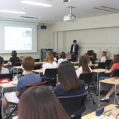 留学・海外研修参加者のための安全講習会を開催