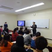 大学院進学説明会を開催