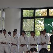 卓球部・柔道部 全国大会壮行会を開催