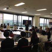 胡ゼミ 早稲田大学西口ゼミと合同で研究会を開催