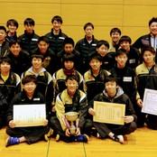 卓球部が北信越学生選手権で六連覇達成!