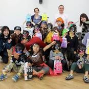 MOGUMOGU ハロウィン・パーティーを開催