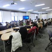 経済経営学部金澤ゼミ 3年生以下対象大学院説明会を開催