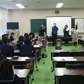 金沢辰巳丘高校 グローバルセミナー最終発表会 開催