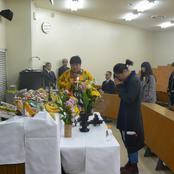 実験動物慰霊祭を実施