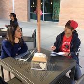 アメリカ研修 UCRでインタビュー調査実施