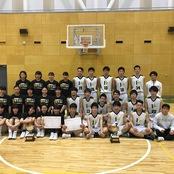 男女バスケ部 石川県学生選手権でアベック優勝