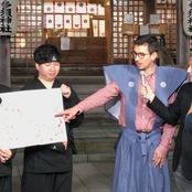 武田ゼミ学生 NHK番組に出演