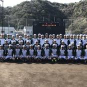 硬式野球部 和歌山でキャンプを実施