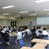 辰巳丘高校グローバルコース 大学見学会を実施