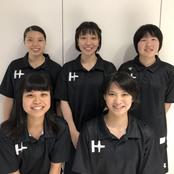 女子バスケットボール部 石川県国体成年女子チームに選出!