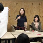 学生赤十字奉仕団 金沢星稜大生と合同ワークを実施