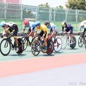 自転車競技部若松さん 西日本インカレで表彰台に