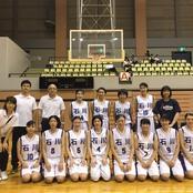 女子バスケットボール部 国体本戦に出場!