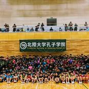 北陸大学孔子学院スポーツ卓球交流会を開催