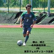 本学学生が北信越大学サッカーリーグベスト11に選出!