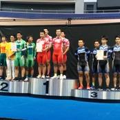 自転車競技部若松凱聖さんが全日本出場権を獲得
