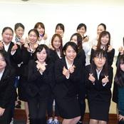 女子学生メイクアップ講座を開催